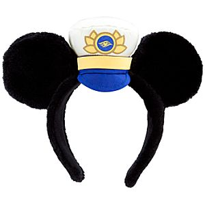 Disney Cruise Line Mickey Mouse Ears Headband for Kids
