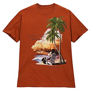 Disney Cruise Line Castaway Cay Tee for Adults