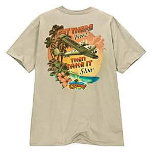 Disney Cruise Line Get There Fast... Tee for Adults