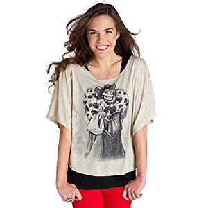 Dolman Cruella De Vil Top for Women