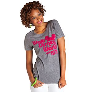 Walt Disney World Tee for Women