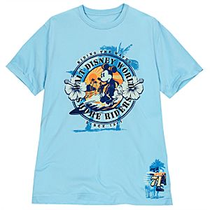Shore Riders Mickey Mouse Tee for Men