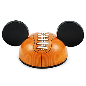 Football Mickey Mouse Ear Hat