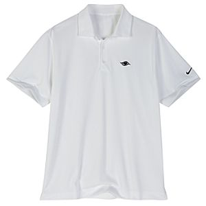 Disney Cruise Line Polo Shirt for Adults by Nike -- White