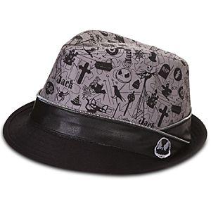 Jack Skellington Fedora Hat