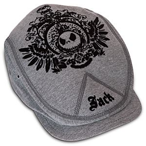 Jack Skellington Cabbie Hat