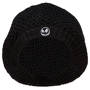 The Nightmare Before Christmas Sequin Beret for Women