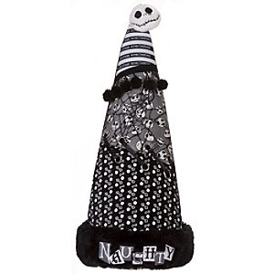 Jack Skellington Santa Hat