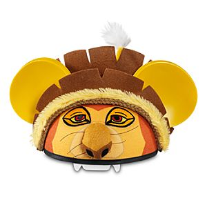 The Lion King Simba Ear Hat