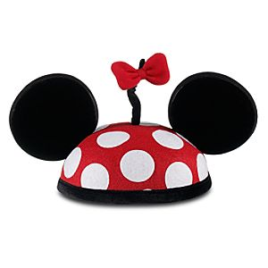 Best of Mickey Collection Minnie Mouse Ear Hat