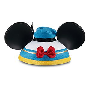 Best of Mickey Donald Duck Ear Hat