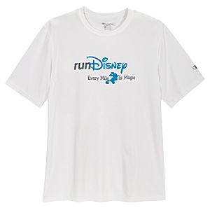 Basic Performance RunDisney 2012 Mickey Mouse Tee for Men by Champion®
