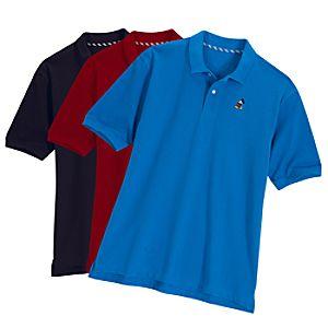 Mickey Mouse Polo Shirt for Men