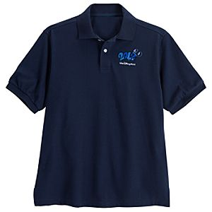 2012 Navy Walt Disney World Polo Shirt for Men