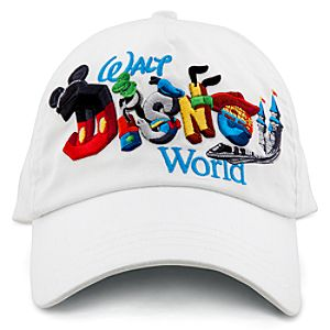 Best of Mickey Walt Disney World Baseball Cap