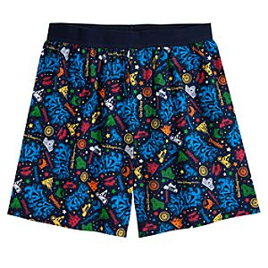 2012 Disney Parks Boxer Shorts for Men