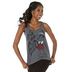 Pinocchio Tank Top for Women