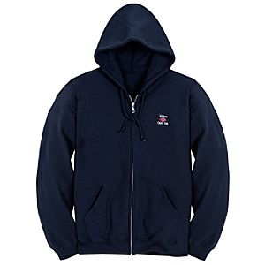 Disney Cruise Line Zip Fleece Hoodie for Adults