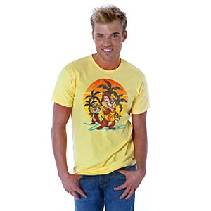 Chip an Dales Rescue Rangers Tee for Men