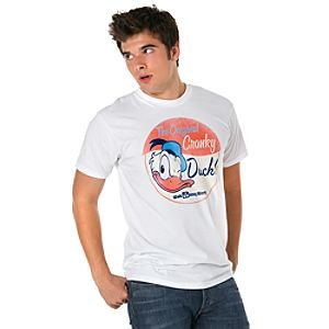The Original Cranky Duck Donald Duck Tee for Men