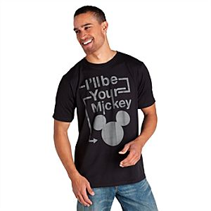 Ill Be Your Mickey Mickey Mouse Tee