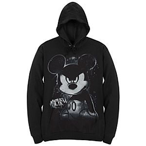 Attitude Mickey Mouse Hoodie for Adults