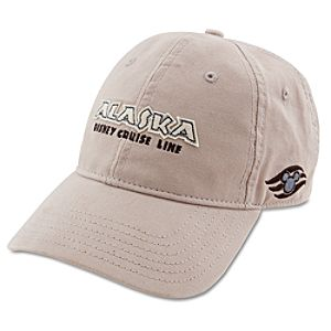 Disney Cruise Line 2011 Alaska Hat for Adults