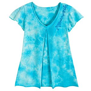 Disney Cruise Line Dream Spa V-Neck Tee for Women