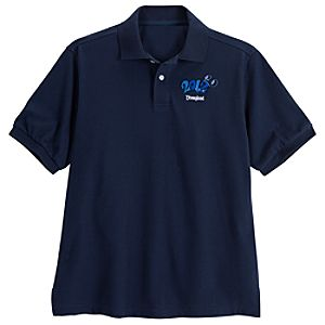 2012 Navy Disneyland Polo Shirt for Men