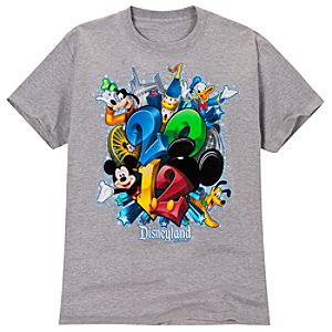Disneyland Tee for Men