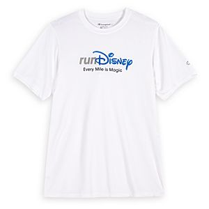 RunDisney Performance Tee for Men by Champion®