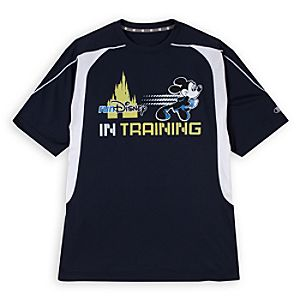RunDisney Mickey Mouse Training Tee for Adults by Champion®