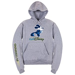 RunDisney Mickey Mouse Fleece Hoodie for Adults by Champion®