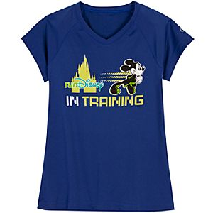 RunDisney Mickey Mouse Performance Tee for Women by Champion®