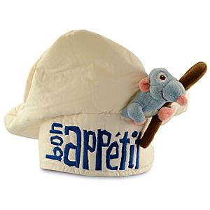 Ratatouille Remy Chef Hat for Adults