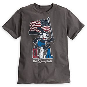 Oswald U.S.A. Tee for Men