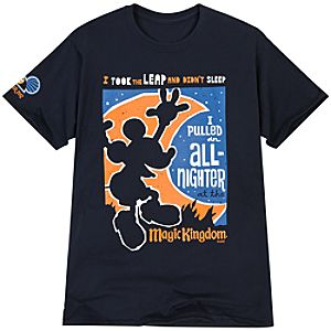 One More Disney Day Walt Disney World Tee for Men