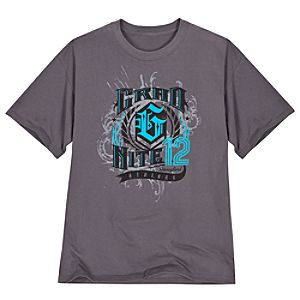 2012 Disneyland Grad Nite Tee for Men