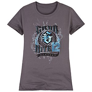 2012 Disneyland Grad Nite Tee for Women