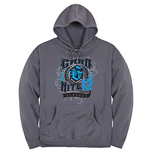 Fleece Pullover 2012 Disneyland Grad Nite Hoodie for Adults