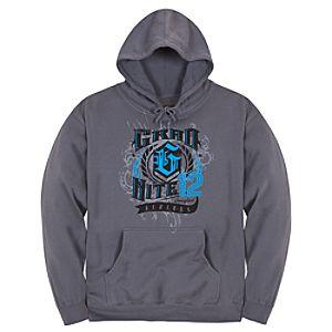 Fleece Pullover 2012 Disneyland Grad Nite Hoodie for Adults
