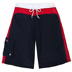 Disney Cruise Line Nautical Boardshort for Men