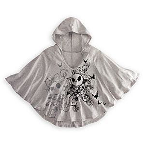 Jack Skellington Poncho Tee for Women