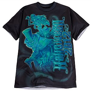 Disneyland Halloween The Haunted Mansion Tee for Men