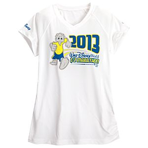 2013 Walt Disney World Half Marathon Donald Duck Performance Tee for Women by Champion®
