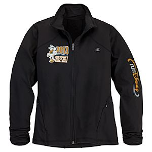 2013 Walt Disney World Goofys Race and a Half Challenge Training Jacket for Women by Champion®