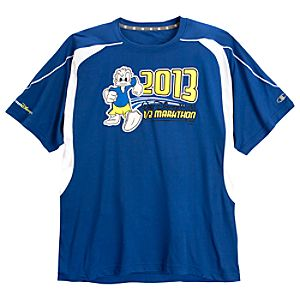 2013 Walt Disney World Half Marathon Donald Duck Performance Tee for Men by Champion®