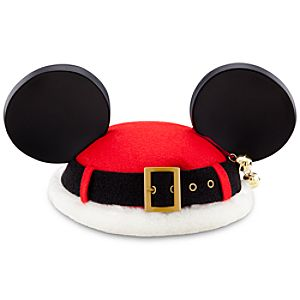 Mickey Mouse Ear Hat - Holiday