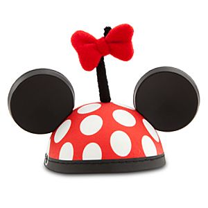 MousekeEars Minnie Mouse Mini Ear Hat