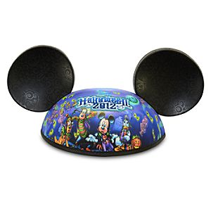 Mickey Mouse Ear Hat - Halloween 2012